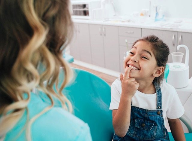 This Is the Worst Food for Kids' Teeth, Dentist Says