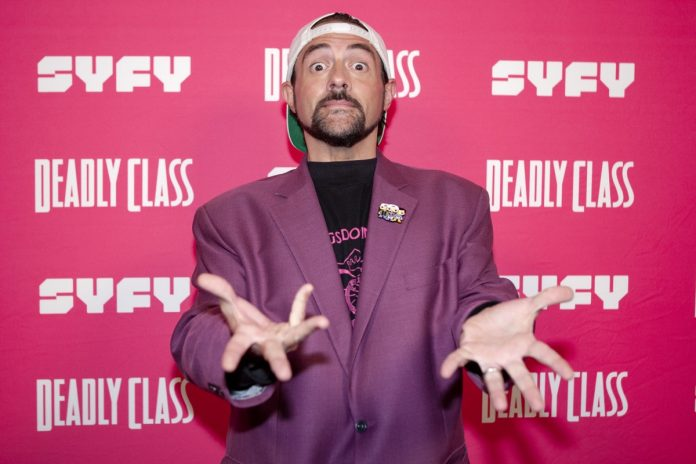 Kevin Smith Reveals Exactly How He Lost 25 Pounds in One Month