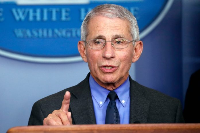 Dr. Fauci Warns of New